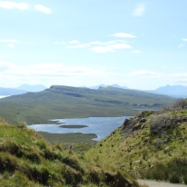 Taken while hiking the Storr.