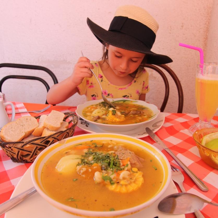 Cazuela at La Recova