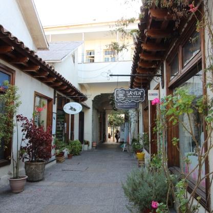Patio Colonial La Serena