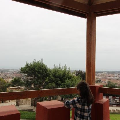 Santa Lucía Viewpoint