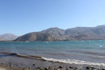 Puclaro Dam