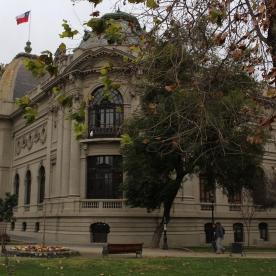 Bellas Artes Santiago