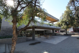 Café Literario, Santiago