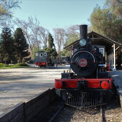 Quinta Normal. Museo Ferroviario