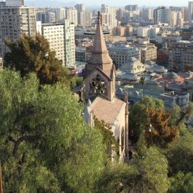 Santa Lucía Santiago